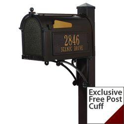 Whitehall Superior Mailbox Package