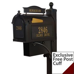 Whitehall Ultimate Mailbox Package