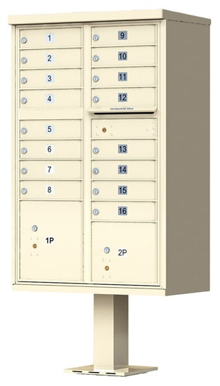 CBU Commercial Cluster Mailboxes USPS Approved