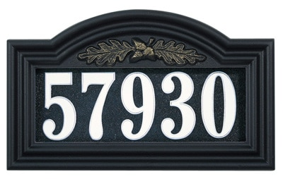 Lighted Address Signs, Yard Plaques & Lawn Markers