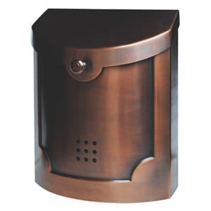 Ecco 4 Wall Mount Antique Copper