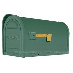 Special Lite Classic Mailbox Evergreen