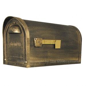 Special Lite Classic Mailbox Bronze