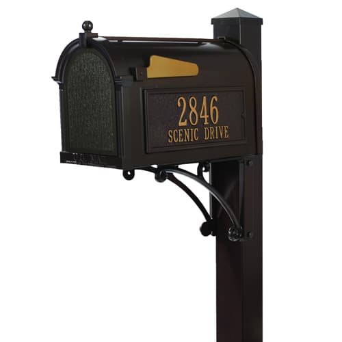 Whitehall Superior Mailbox Package Product Image