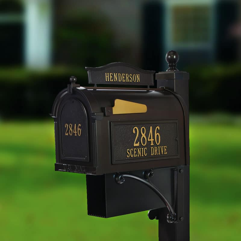5 Unique Advantages of Whitehall Post Mount Mailboxes