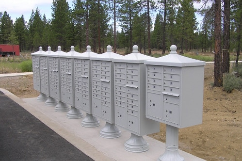 An Inside Look at how USPS Cluster Mailboxes Work