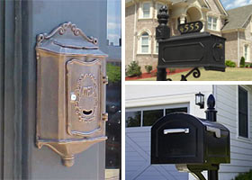 Colonial Mailboxes Featured Image