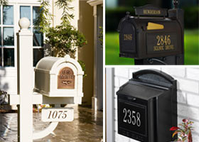 Luxury Mailboxes Featured Image