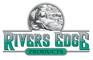 River's Edge Fish Mailboxes Logo