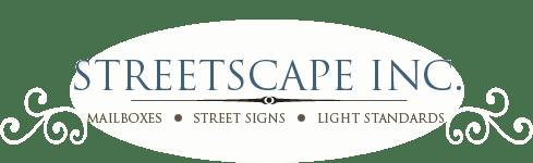 Streetscape Mailboxes Logo