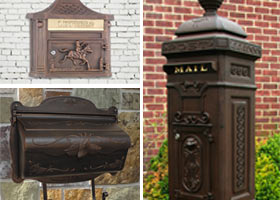 Victorian Mailboxes Featured Image