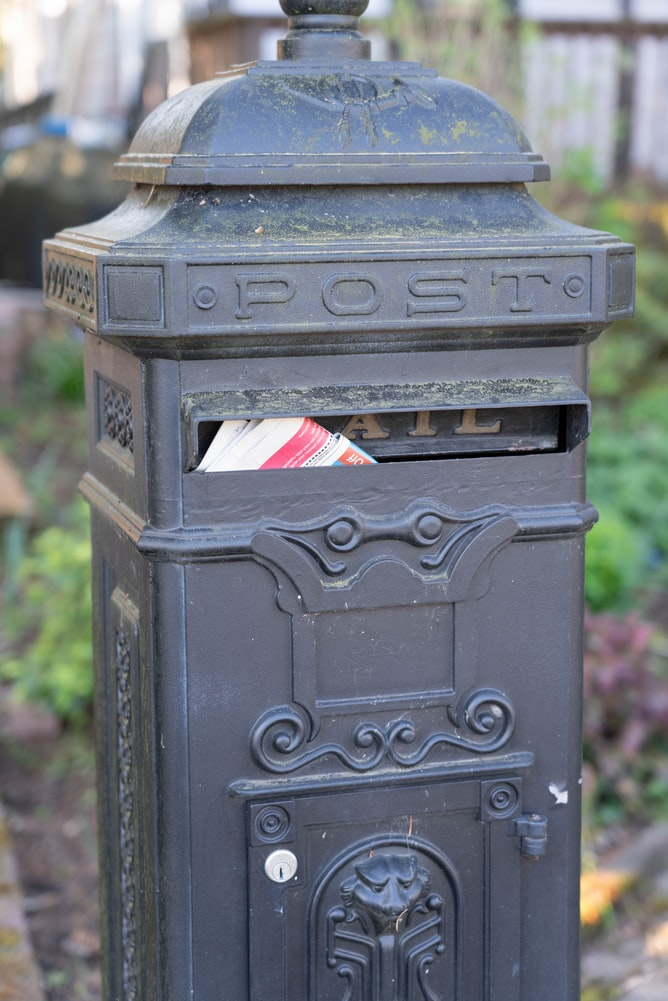 6 Types of Mailboxes