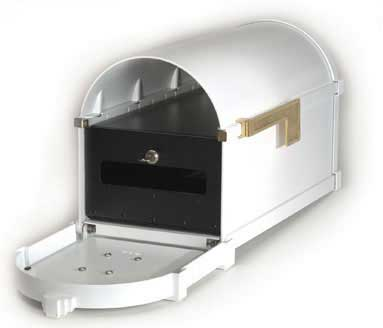 Gaines Keystone Mailboxes Locking Insert