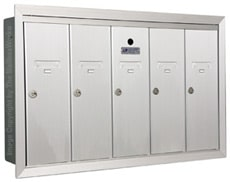 Vertical Mailbox Replacement Parts for Florence 1250 and 1260 series