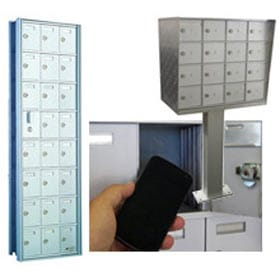 Commercial Cell Phone Storage Lockers