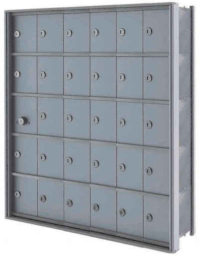 Florence Mini Storage Lockers 30 Door