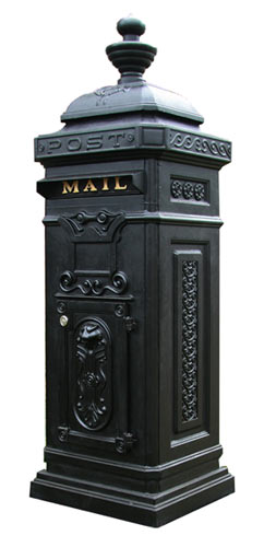 Victorian Mailboxes for Sale
