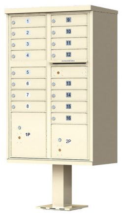 CBU Commercial Cluster Mailboxes