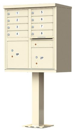 Cluster Box CBU Commercial Mailbox Units