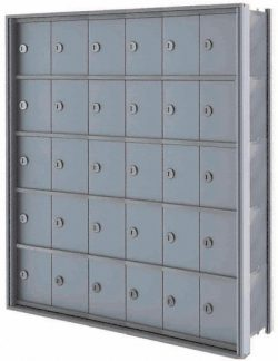 Cell Phone Storage Lockers