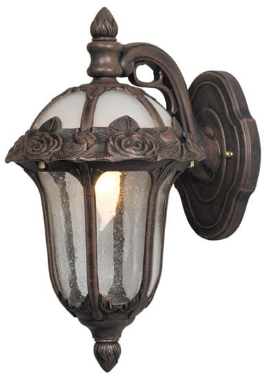 Outdoor Lighting Fixtures - Shop By Mounting
