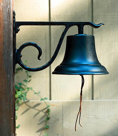 Outdoor Country Dinner Bells by Whitehall Products