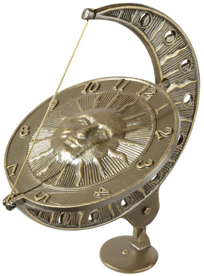 Whitehall Outdoor Garden Sundials