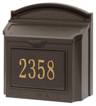 Bronze Mailboxes for Sale