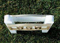 Gaines Lawn Kit Two Sided Plaque