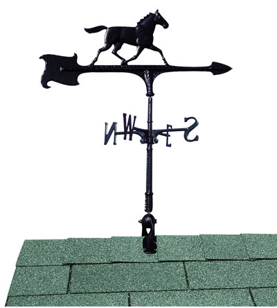 Whitehall Horse Accent Weathervane