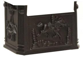 AMCO Victorian Pedestal Box Replacement Bronze