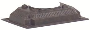 AMCO Victorian Pedestal Base Bronze