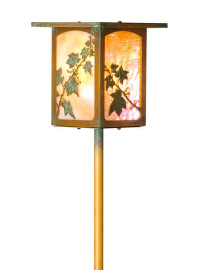 America's Finest English Ivy Outdoor Lanterns
