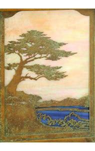 America's Finest Vertical Mailbox Monterey Cypress
