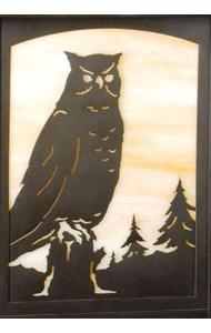 America's Finest Vertical Mailbox Owl