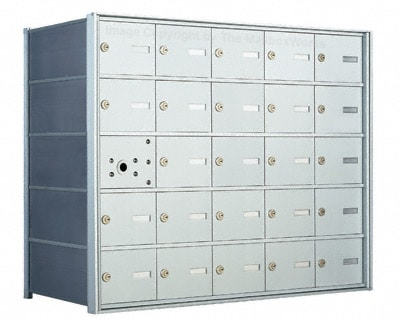 Florence 1400 Commercial Mailboxes 25 Door
