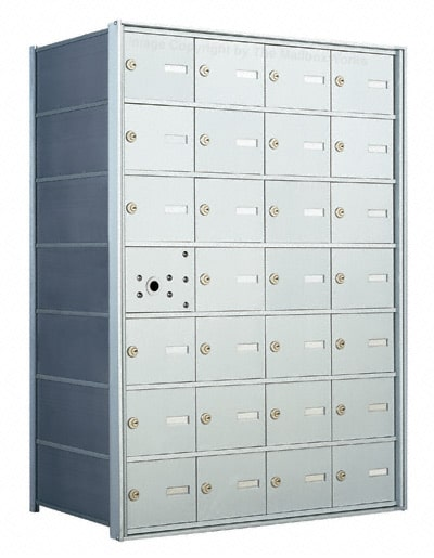 Florence 1400 Commercial Mailboxes 28 Door