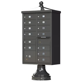 Florence 13 Door Traditional CBU Bronze