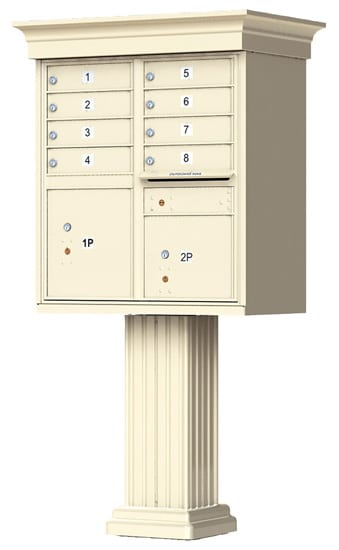 8 Door Vogue Classic CBU Mailboxes