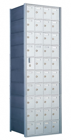 1600 Private Distribution Mailboxes 40 Door