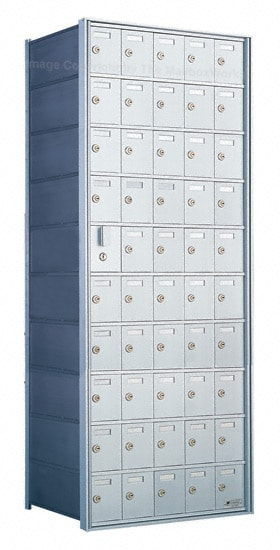 1600 Private Distribution Mailboxes 50 Door