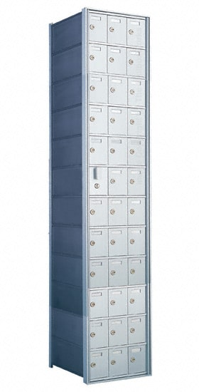 1600 Private Distribution Mailboxes 36 Door