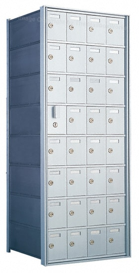 1600 Private Distribution Mailboxes 32 Door