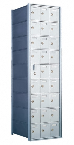 1600 Private Distribution Mailboxes 27 Door