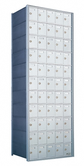1700 Private Distribution Mailboxes 55 Door