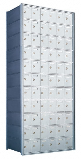 1700 Private Distribution Mailboxes 66 Door