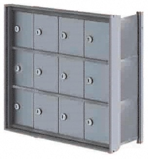 Florence Mini Storage Lockers 12 Door