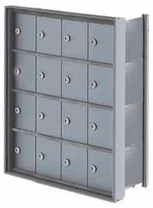 Florence Mini Storage Lockers 16 Door