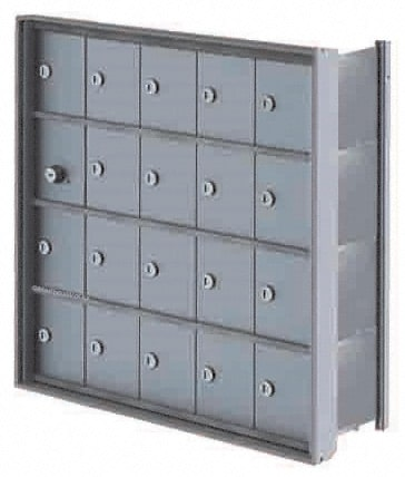 Florence Mini Storage Lockers 20 Door