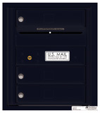 Florence 4C Mailboxes 4C05S-03 Black